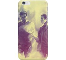 I'll Always Listen to You iPhone Case/Skin