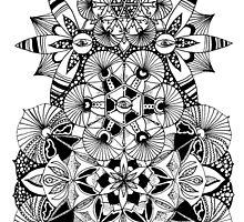 Forest Mandala by Stefan Carbonaro