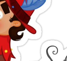 The Pied Piper of Hamelin Sticker