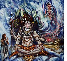 Shiv Ganga by Harsh  Malik