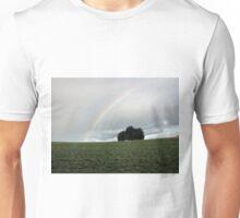 Table Cape Rainbow, Northern Tasmania, Australia. Unisex T-Shirt