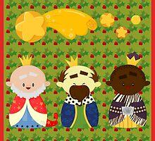 Three Kings by alapapaju