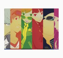 Persona 4- Investigation Team by shinichick39