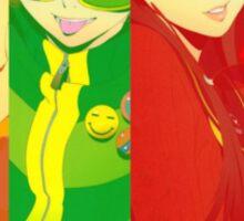 Persona 4- Investigation Team Sticker