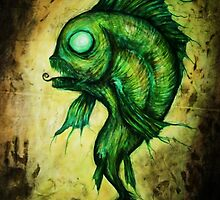 Ethreal Fish by PwdreSer