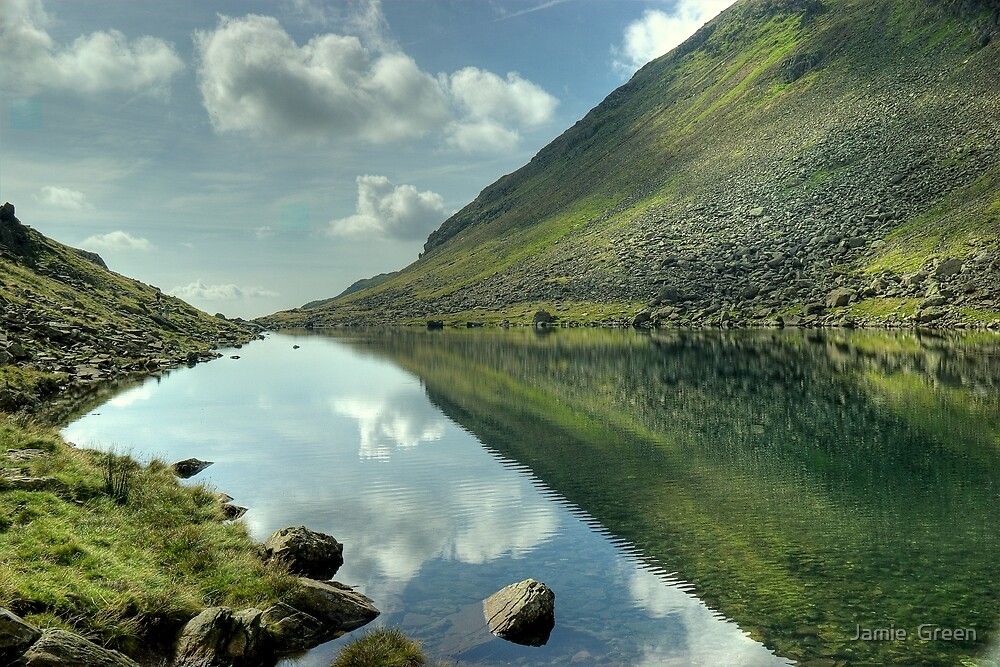 Goats Water by Jamie  Green