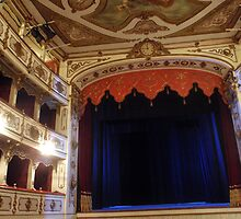 Giuseppe Verdi Theatre - Busseto by sstarlightss