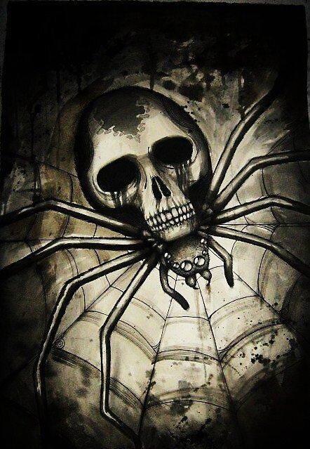 Black Widow by PwdreSer