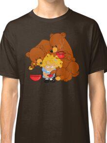 Goldilocks and the Three Bears Classic T-Shirt