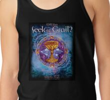 Will You Seek the Grail? Tank Top