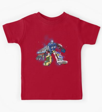 Defender of the Nerdverse Kids Tee