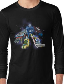Defender of the Nerdverse Long Sleeve T-Shirt