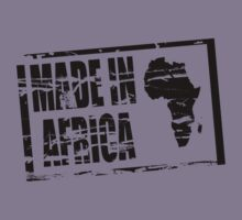 Made in Africa Kids Tee
