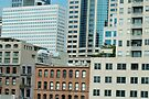 Seattle Buildings by skreklow