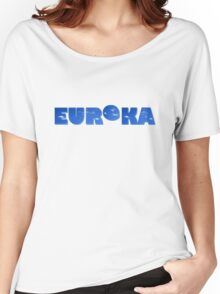 A Town called Eureka Women's Relaxed Fit T-Shirt