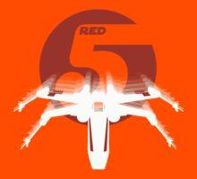 Red 5 Kids Tee