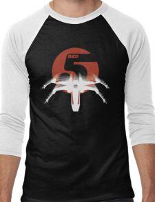Red 5 Men's Baseball ¾ T-Shirt