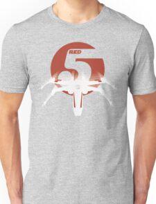 Red 5 Unisex T-Shirt