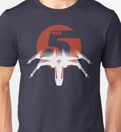 Red 5 Unisex T-Shirt