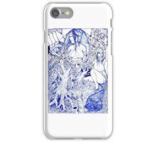 sewing kit iPhone Case/Skin