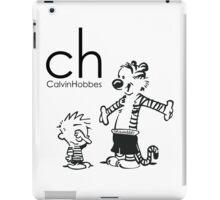 ch one iPad Case/Skin