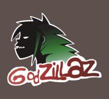 Godzillaz Baby Tee