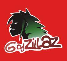 Godzillaz Kids Tee