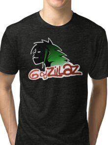 Godzillaz Tri-blend T-Shirt