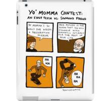 Yo Momma Contest iPad Case/Skin