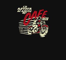 I'd Rather Be Riding My Cafe Racer Unisex T-Shirt