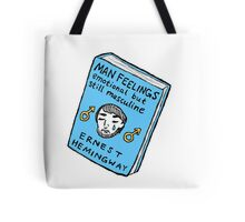 Man Feelings Tote Bag