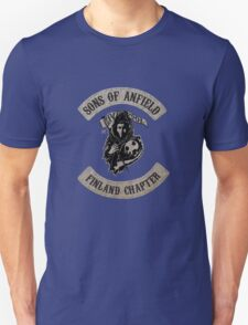 Sons of Anfield - Finland Chapter T-Shirt