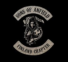 Sons of Anfield - Finland Chapter by EvilGravy