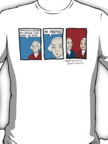No Parties T-Shirt