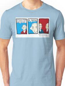 No Parties Unisex T-Shirt