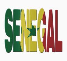 Senegal flag One Piece - Short Sleeve