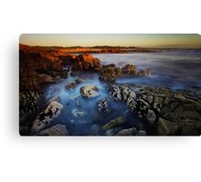 Marrawah North-West Tasmania Canvas Print