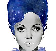 Diana Ross by MaarjaPB