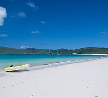 Whitehaven Beach 1.0 by Patrick Robertson