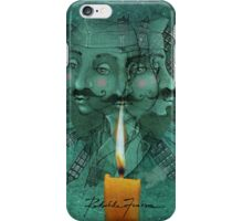 Faces of Night iPhone Case/Skin