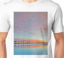 Pastel Sunrise - Gold Coast Qld Australia Unisex T-Shirt
