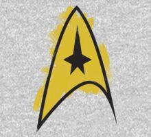 Star Trek brushed logo Kids Clothes