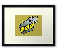 Dino Charge/Kyoryuger Symbol Framed Print