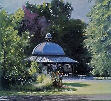 Magnesia Well, Valley Gardens, Harrogate, North Yorkshire by Graham Clark