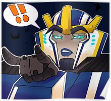 I see you - Strongarm Poster