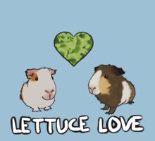 Lettuce Love! One Piece - Short Sleeve
