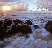 Last Light at Miami by RhondaR