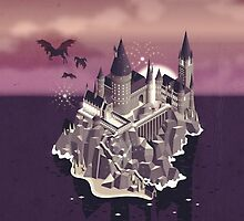 Hogwarts series (year 5: the Order of the Phoenix) by Tanguy Leysen