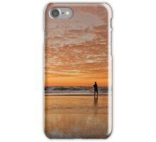 """""""Catching"""" the Sunrise -Main Beach Qld Australia iPhone Case/Skin"""