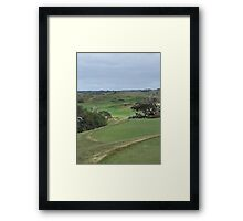 The National - Moonah - 4th Hole Framed Print